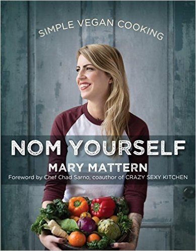 Vegan Cook book Nom' Yourself