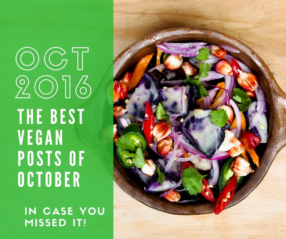 Best of Vegan October