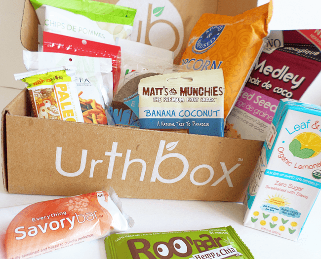 urthbox vegan review and coupon